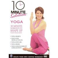 Anchor Bay Entertainment 10 Minute Solution: Yoga - Fullscreen - DVD