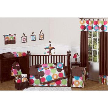 Jo Jo Designs Deco Dot 11 pc. Crib Bedding Set