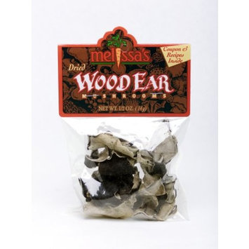 Melissa's Dried Wood Ear Mushrooms, 3 Packages (1 oz)