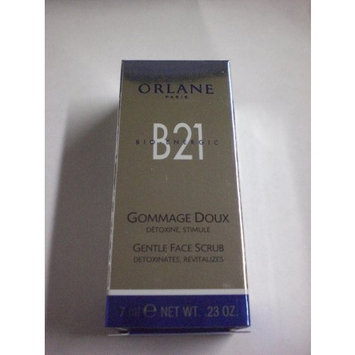 Orlane B21 Gentle Face Scrub 7ml .23oz Pack of 3