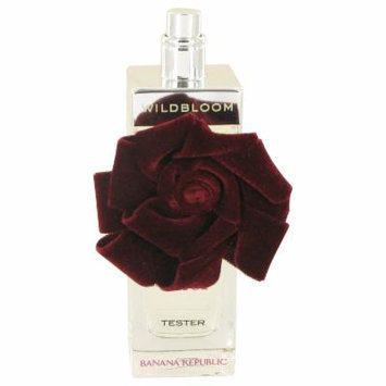 Banana Republic Wildbloom Rouge for Women by Banana Republic Eau De Parfum Spray (Tester) 3.4 oz