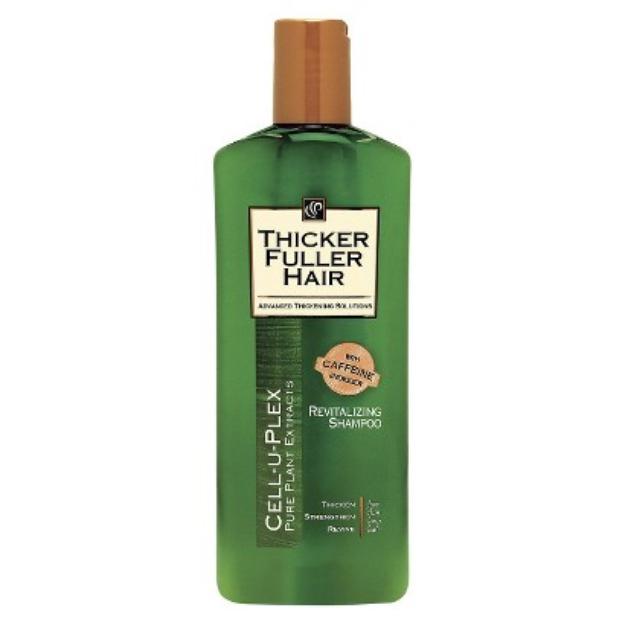 Thicker Fuller Hair 12 floz Hair Shampoos