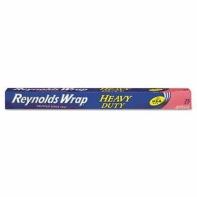 Rfp F28028 Heavy Duty Aluminum Foil Roll, Silver