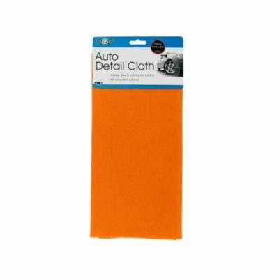 Bulk Buys Auto Detail Cloth, Case of 24