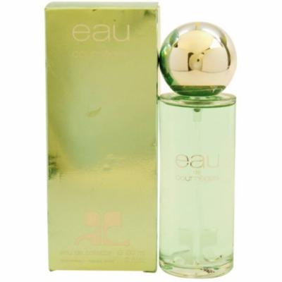 Courreges for Women Eau de Toilette, 3 oz