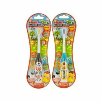 Bulk Buys Old MacDonald Musical Toothbrush, Case of 24