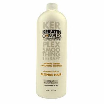 Keratin Complex Smoothing Treatment 33.8 oz Blonde