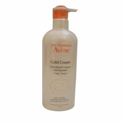 Avene Eau Thermale Cold Cream Ultra Rich Cleansing Gel 400 ml