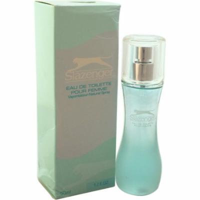 Slazenger Eau de Toilette Spray for Women, 1.7 fl oz