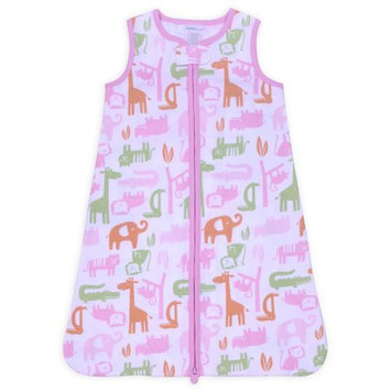 Triboro SootheTIME Jungle Snooze Sack Color: Pink