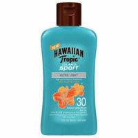 Hawaiian Tropic Island Sport Lotion Sunscreen Broad Spectrum SPF 30 - 2 Ounces