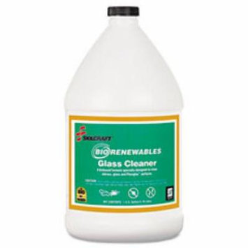 7930015553384 Glass Cleaner, Bottle, 1Gal, 4/Box