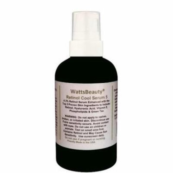 Watts Beauty New Advanced 2% Cool Retinol Anti Aging Serum, 2. 24 oz