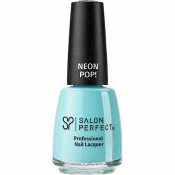 Salon Perfect Professional Nail Lacquer, 523 Icy Haute, 0.5 fl oz
