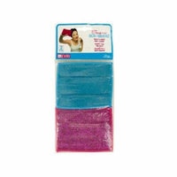 Bulk Buys Double-Sided Non-Scratch Super Scrubbers, Case of 24