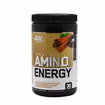 AMINO ENERGY CAFE CHAI TEA 30/