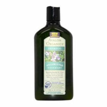 Organics Volumizing Rosemary Shampoo - 11 oz Shampoo