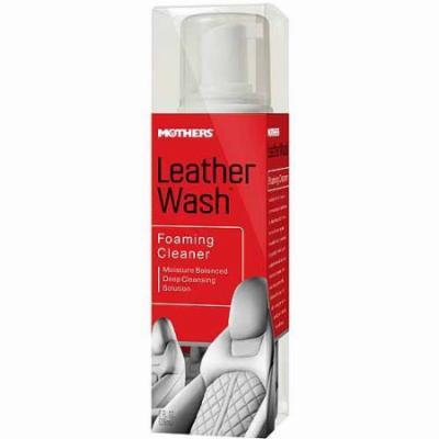 Mothers Leather Wash Foaming Wash