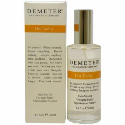 Hot Toddy by Demeter for Women Cologne Spray, 4 oz
