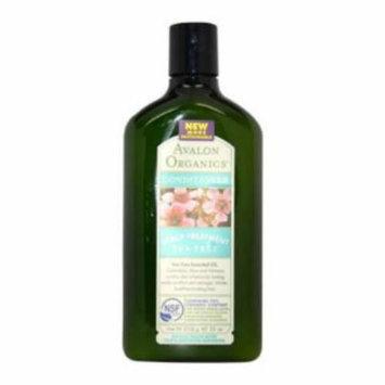 Organics Scalp Treatment Tea Tree Conditioner - 11 oz Conditioner