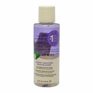 Oil Free Sans Huile Eye Makeup Remover Liquid