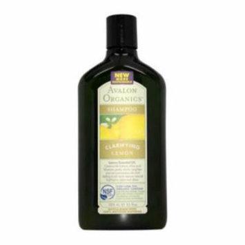 Organics Clarifying Shampoo - Lemon - 11 oz Shampoo