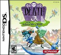 Backbone Entertainment Death Jr & the Science Fair of Doom