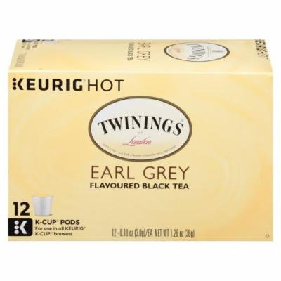 Twinings Earl Grey Tea K Cups, 12 CT (Pack of 6)
