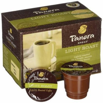 Panera Bread Light Roast Coffee K Cups, 12 CT (Pack of 6)