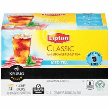 Lipton® Classic Unsweetened  Iced Tea
