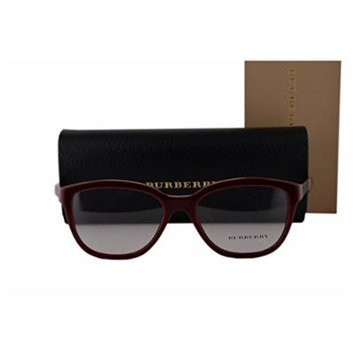 Burberry BE2166 Eyeglasses 52-16-140 Burgundy Red 3403 BE 2166