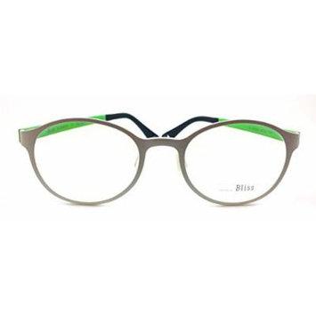 Bliss Prescription Eye Glasses Frame Ultem Super Light, Flexible Bl 3002 C47