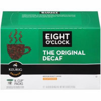 Eight O'Clock Coffee Decaf Coffee K Cups, 12 CT (Pack of 6)
