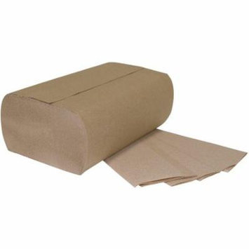 GEN 1-Ply Multi-Fold Paper Towels, Brown, 250 count