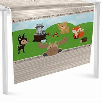 Woodland Creatures - Party Table Runner - 24