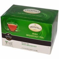 Twinings Irish Breakfast Tea, K Cups, 12 CT (Pack of 6)