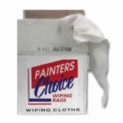 Trimaco 10805 Color Cotton Wiping Cloth 5 Lb
