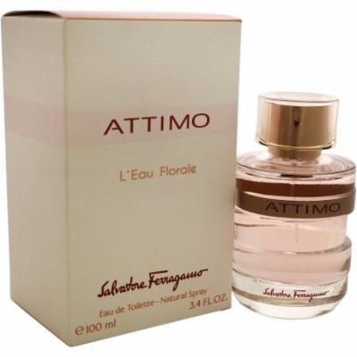 Salvatore Ferragamo Attimo L'Eau Florale EDT Spray, 3.4 fl oz
