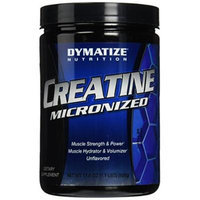 Dymatize Nutrition Creatine Supplement, 500 Gram