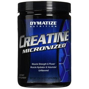 Dymatize Nutrition Creatine Supplement, 500 Gram