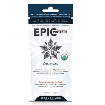 Sprout Living Epic Protein Powder, Original, 32 Gram