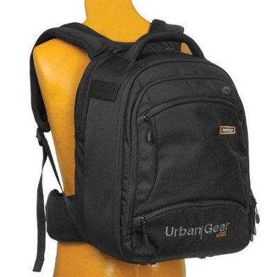 Neu U120n Large Urban Gear SLR/Laptop Backpack - Black