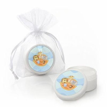 Noah's Ark - Lip Balm Baby Shower Favors (Set of 12)