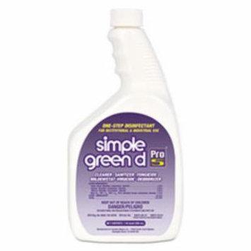 d Pro 5 Disinfectant, 32 oz Bottle