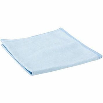 Zwipes Microfiber Glass Cloths, Blue, 12 count