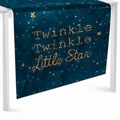 Twinkle Twinkle Little Star - Party Table Runner - 24