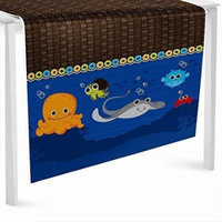 Under The Sea Critters - Party Table Runner - 24