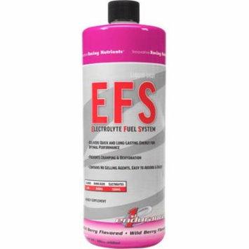 First Endurance EFS Liquid Shot: Wild Berry 32 oz