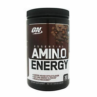 Optimum Nutrition Essential Amino Energy, Iced Mocha Cappuccino, 30 Servings