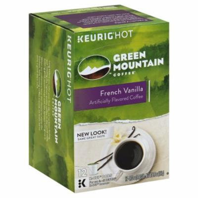 Green Mountain Coffee Coffee K-Cups - French Vanilla , 4.02 OZ (Pack of 6)